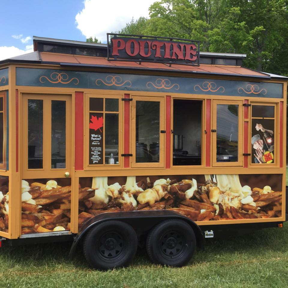 Poutine Food Truck Ct