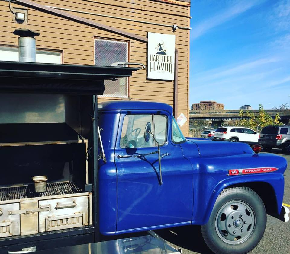 Connecticut Food Trucks I